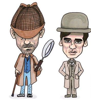 Sherlock Holmes vs Dr HOUSE House10