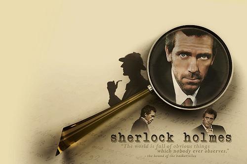 Sherlock Holmes vs Dr HOUSE House_10