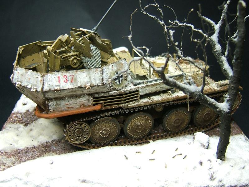 """flakpanzer 38(t) """"GEPARD""""  [Alan 1/35]  -Titou- Model-12"""
