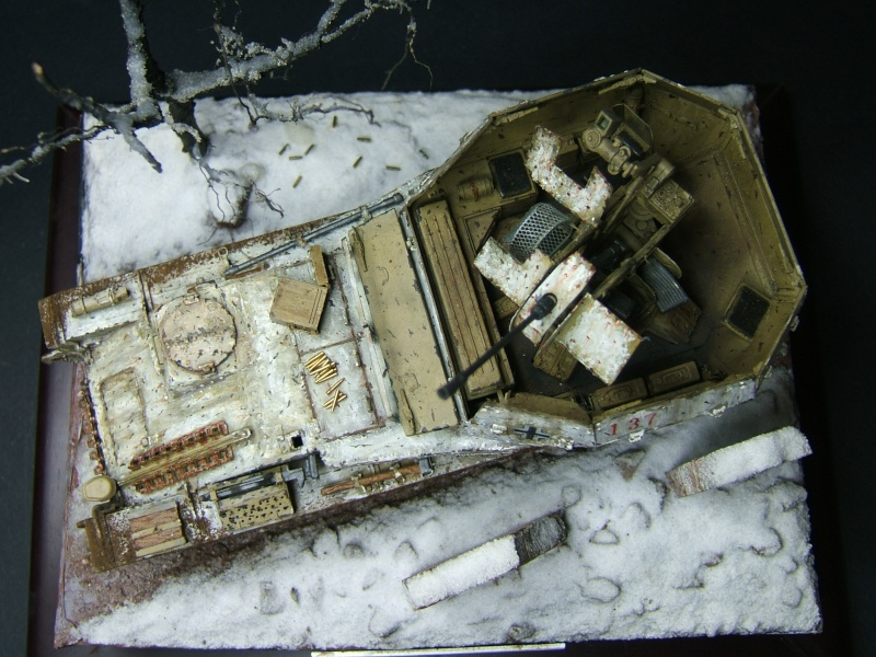 """flakpanzer 38(t) """"GEPARD""""  [Alan 1/35]  -Titou- Model-15"""