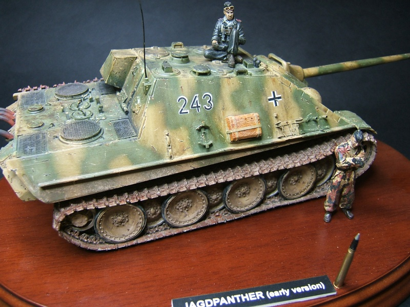 jagdpanther early  [Revell 1/35]  -titou- Model-32