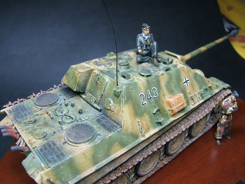 jagdpanther early  [Revell 1/35]  -titou- Model-33