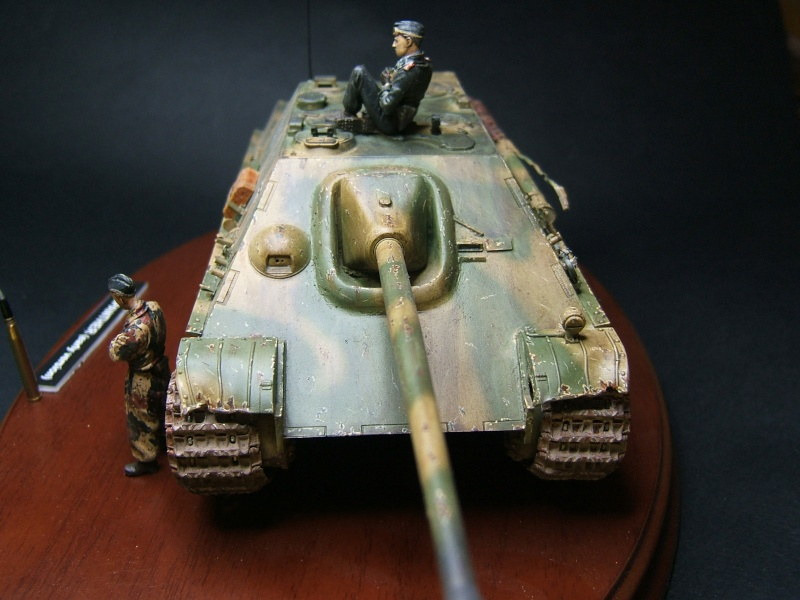 jagdpanther early  [Revell 1/35]  -titou- Model-34