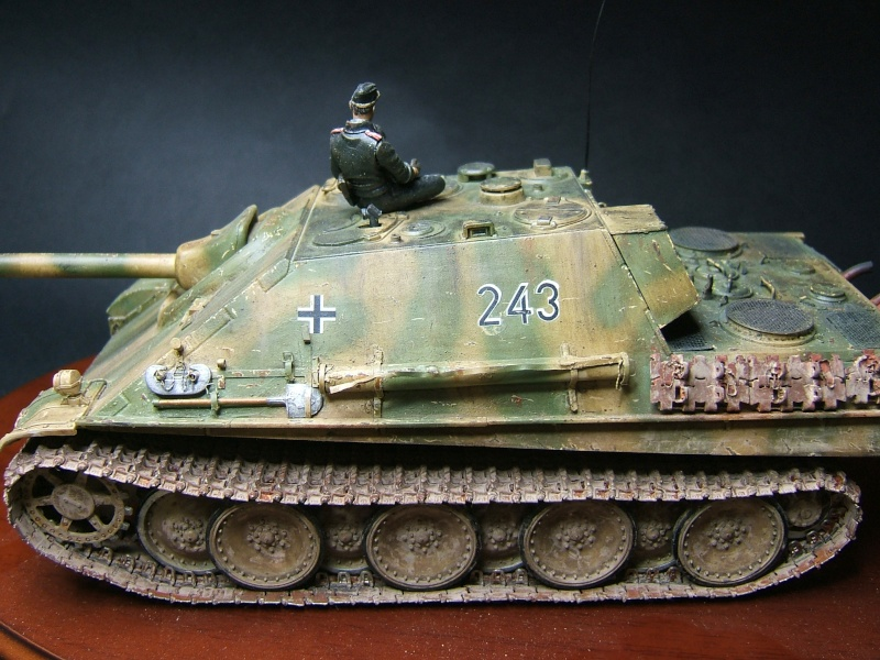 jagdpanther early  [Revell 1/35]  -titou- Model-35