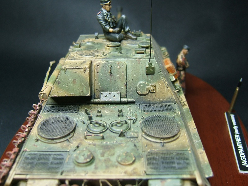 jagdpanther early  [Revell 1/35]  -titou- Model-36