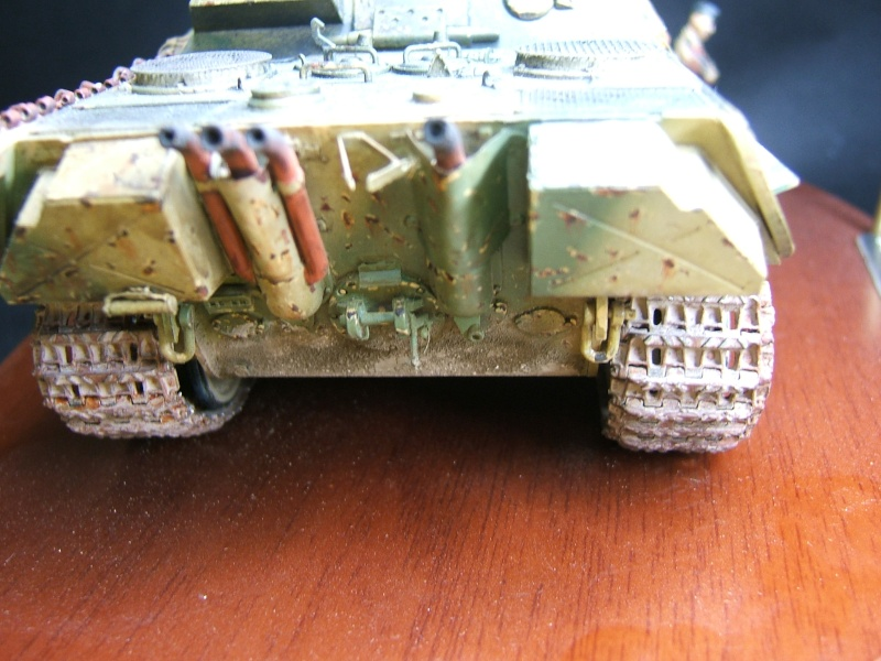 jagdpanther early  [Revell 1/35]  -titou- Model-37