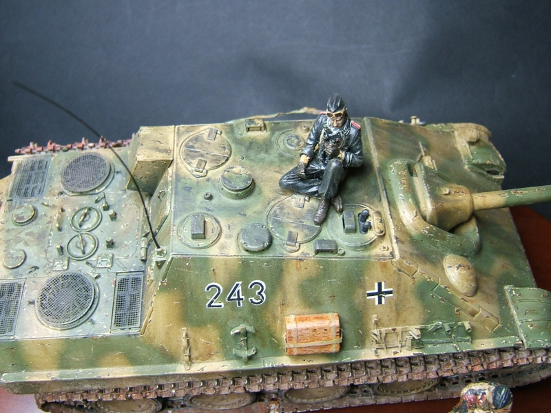 jagdpanther early  [Revell 1/35]  -titou- Model-38