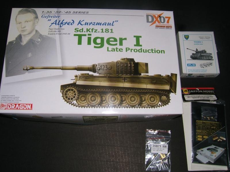 Tigre 1 late [Dragon 1/35] Photo_11