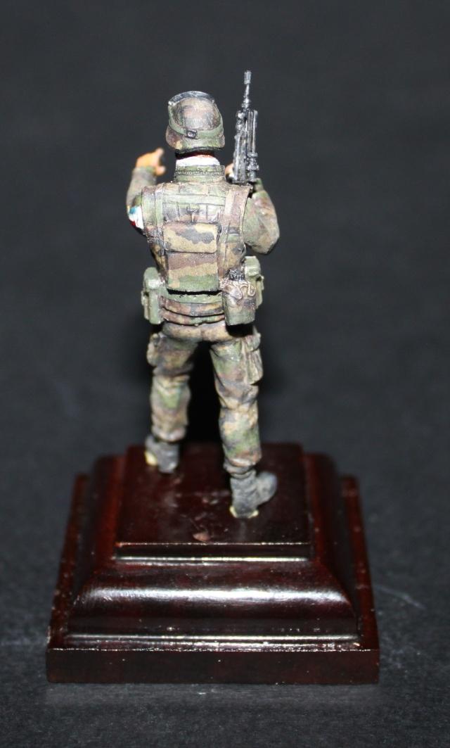 Fantassin français moderne 1/35 Soldat13