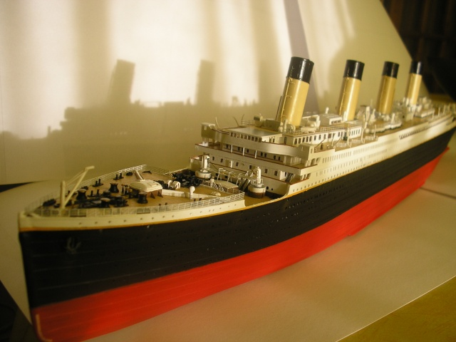 RMS Titanic-Revell 1/570 14010910