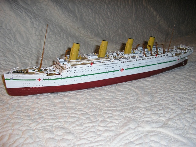 HMHS Britannic Revell 1/570... 5981tn10