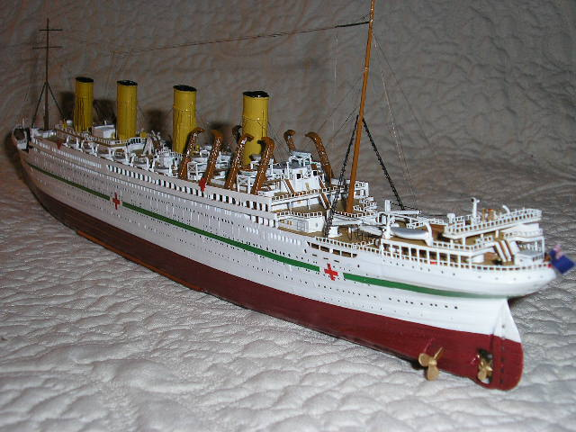 HMHS Britannic Revell 1/570... 6011mn10
