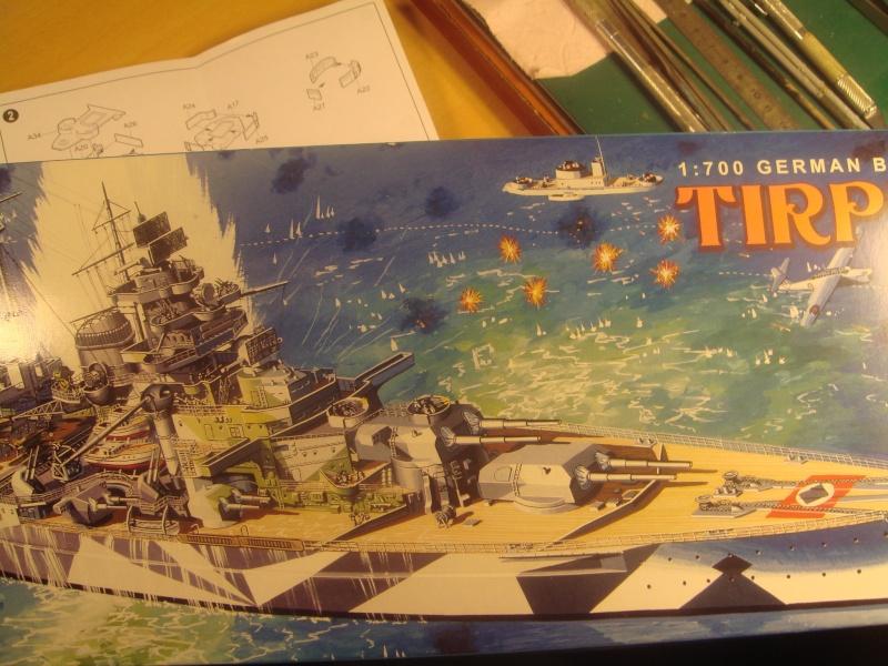 Tirpitz 1/350 Academy - Page 2 Dsc08112