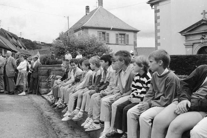 Wangen:fête de la fontaine 1988 1988_d10