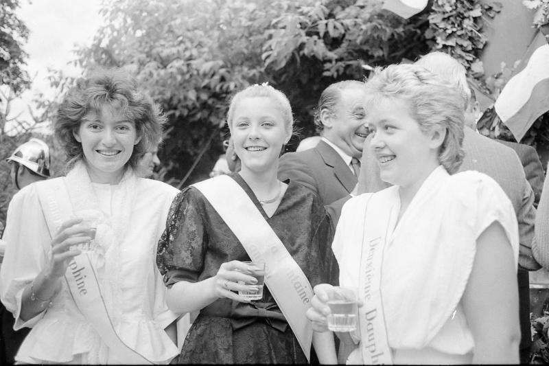 Wangen:fête de la fontaine 1988 1988_f10