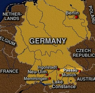 Mickaël et Stéphane sont partis découvrir le monde - Page 2 Passau10