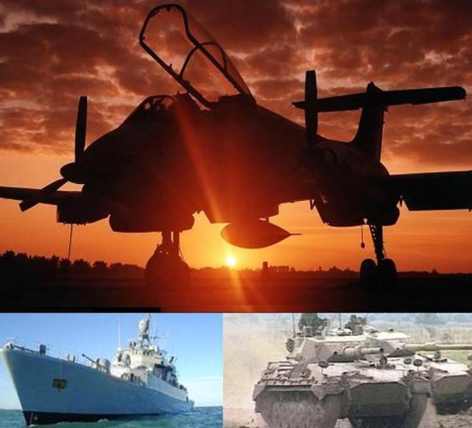 la defensa fuerzas armadas