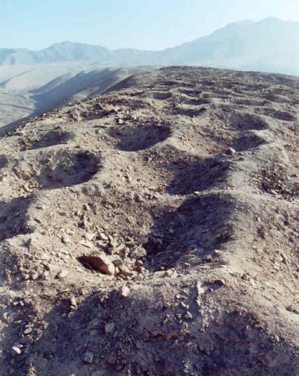 Trous de la vallée de Pisco, Pérou Aaa15310