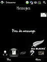 Thème All blacks Diamond Screen17
