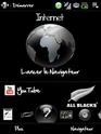 Thème All blacks Diamond Screen19