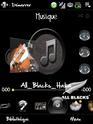 Thème All blacks Diamond Screen21