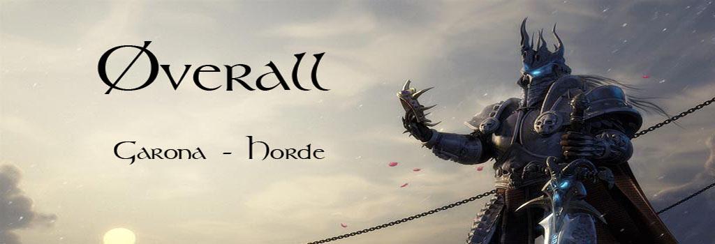 Guilde Øverall - Garona