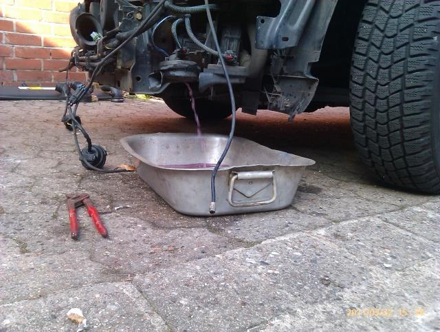 Motorumbau bei meinem Mv6 Imag0023