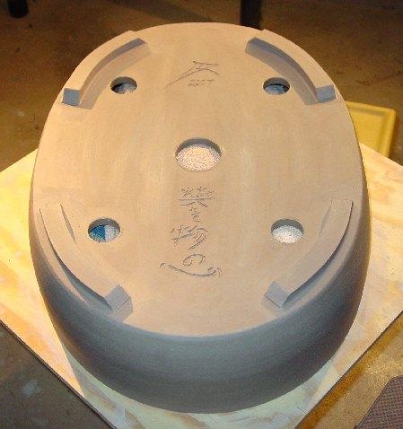 Pot production volume/speed-- split from _About Bonsai Pots & Potters_ Lg_ova13
