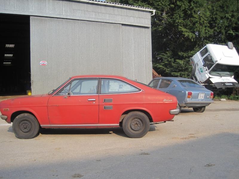 Datsun 1200 coupé Datsu121