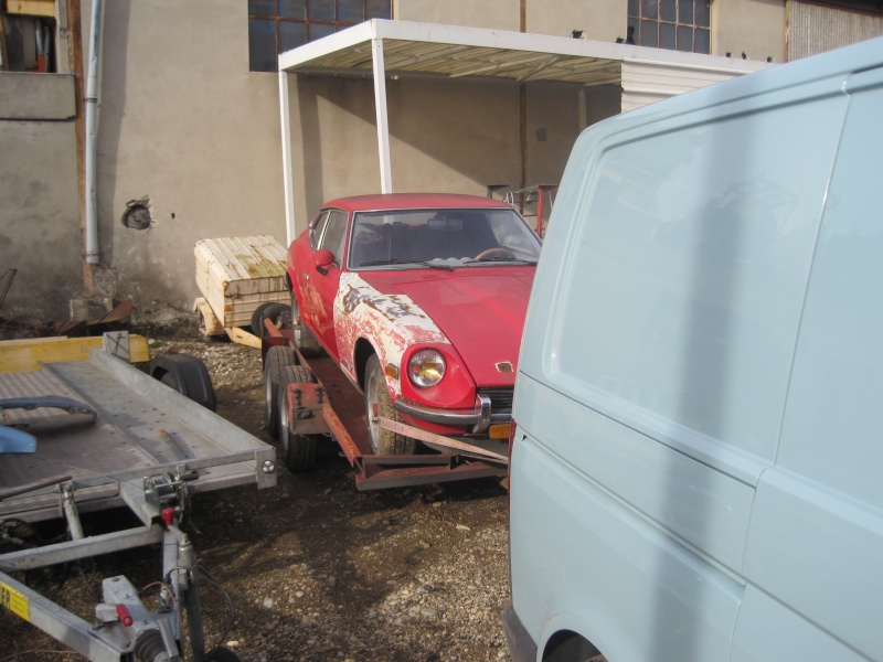 260Z chez BREIZH DATSUN GARAGE - Page 6 Datsun40