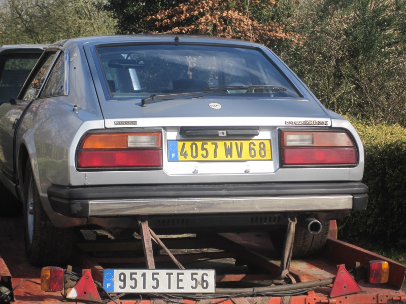 280 ZX direction Bretagne - Page 2 Datsun68