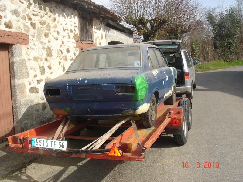 Datsun 1200 ,par içi ........... Datsun90