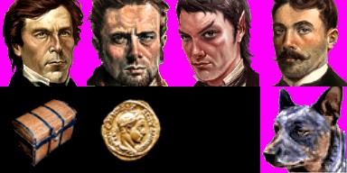 Facesets D'Arcanum et De Baldur's Gate. Forum10