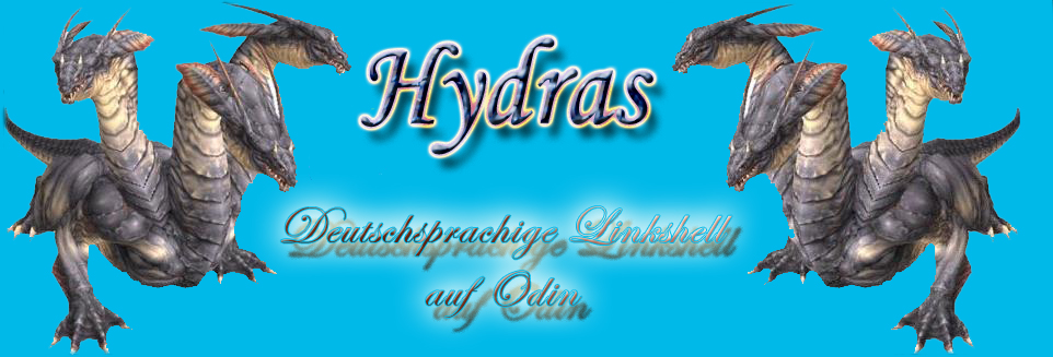 Deutschsprachige Linkshell auf Odin Hydras14