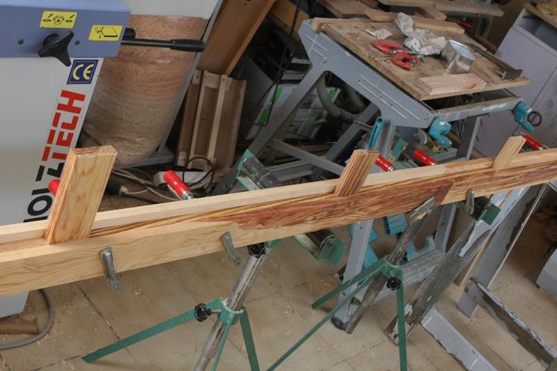Restauration d'une porte de garage. 05_jui14
