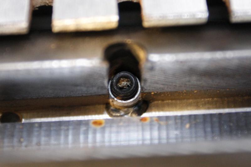 Premier changement de fers sur Holztech FS320 09_jan11