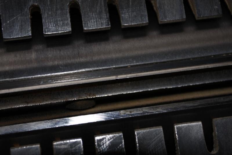 Premier changement de fers sur Holztech FS320 09_jan12