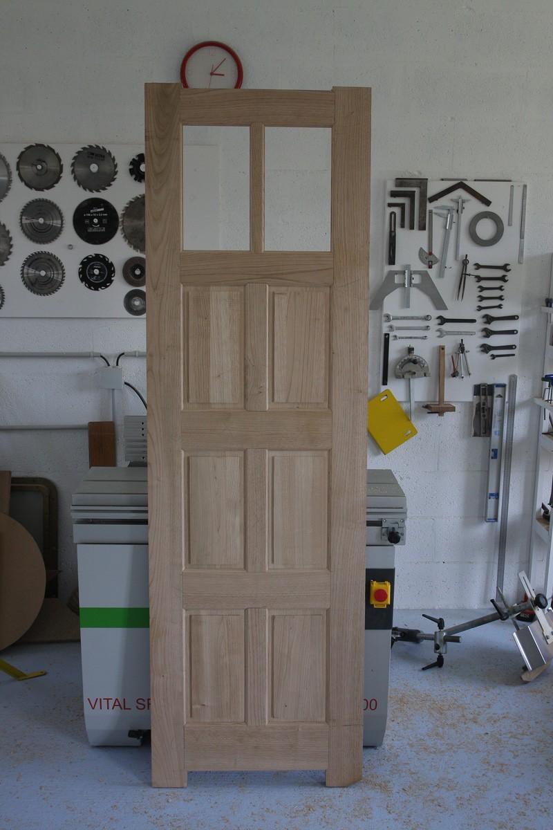 Restauration d'une porte de garage. - Page 2 25_mar26