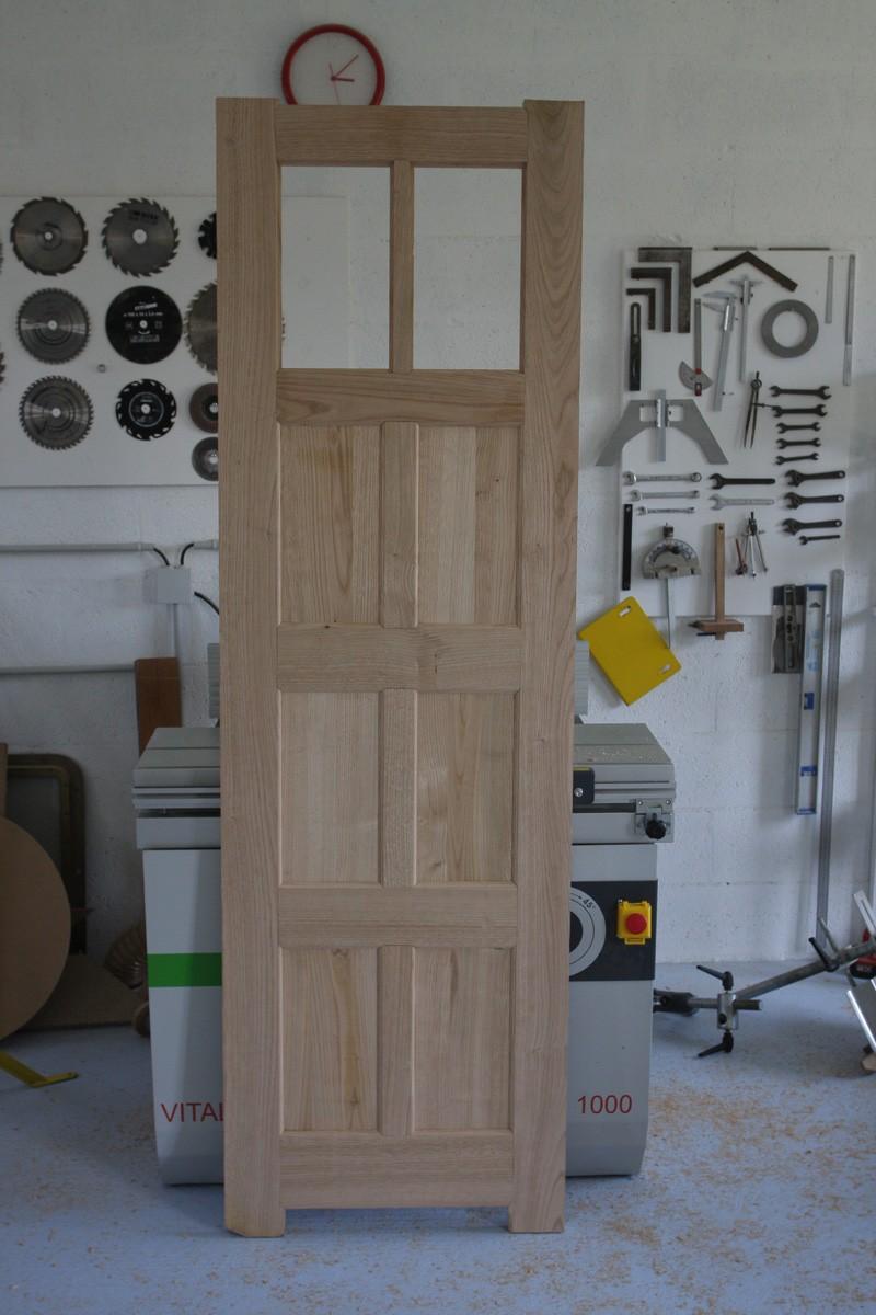 Restauration d'une porte de garage. - Page 2 25_mar27