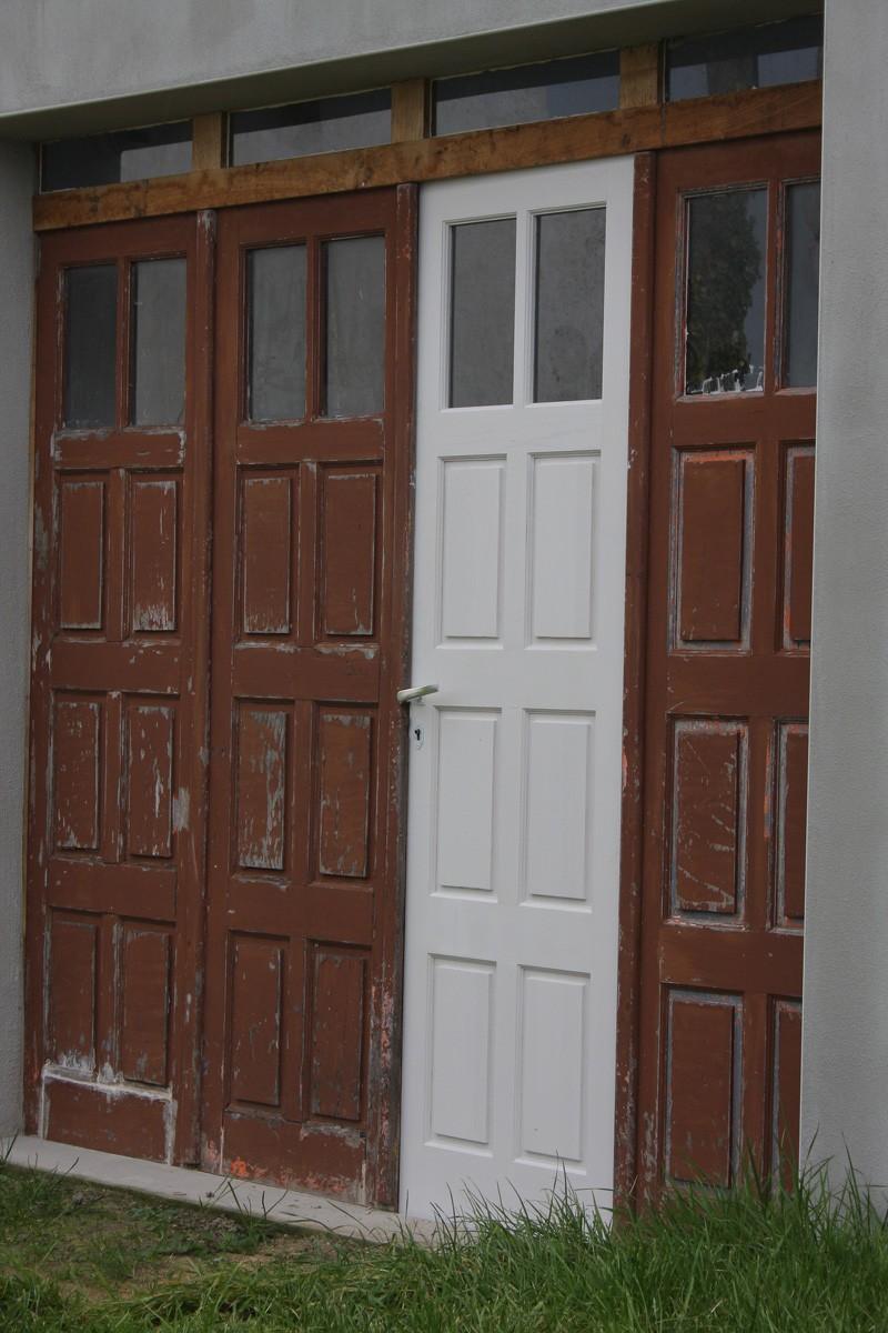 Restauration d'une porte de garage. - Page 2 27_mar17