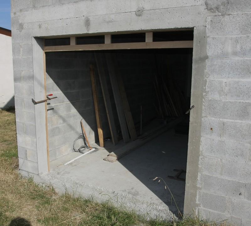Restauration d'une porte de garage. 28_jui17