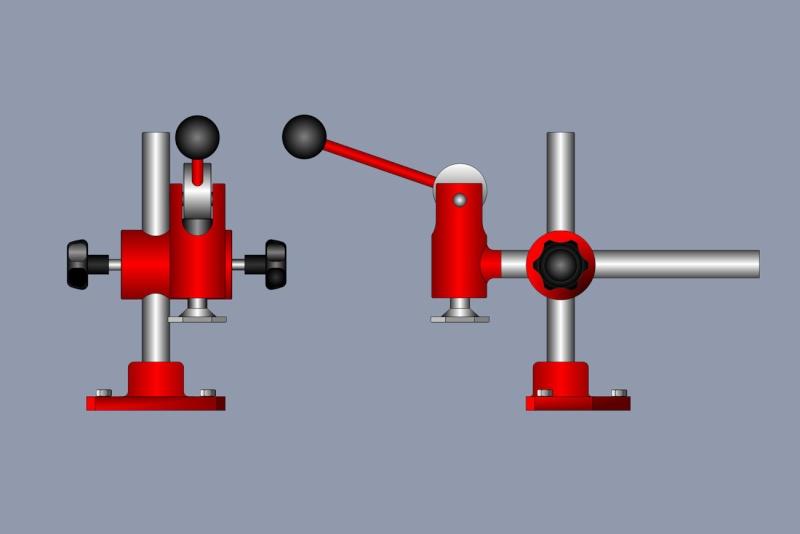 Une presse à excentrique. Pe110