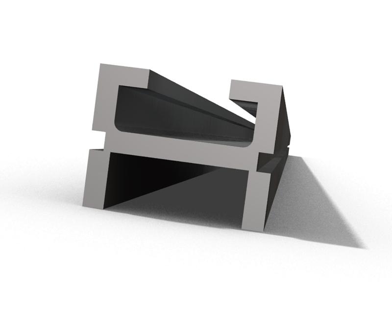 Table de sciage/défoncage Profil10