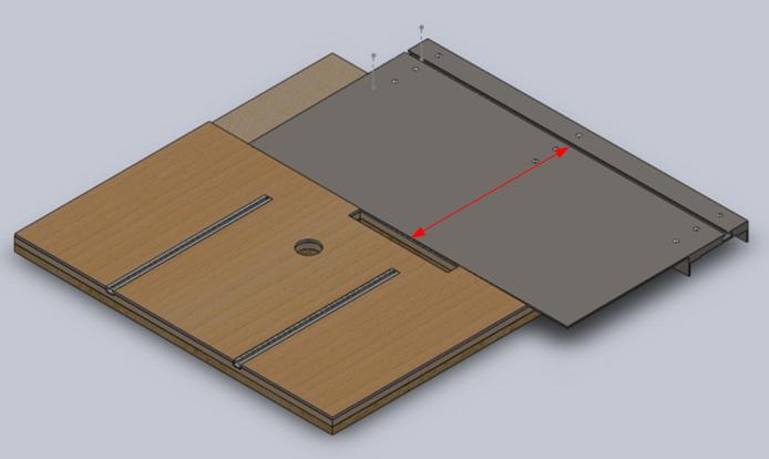 Table de sciage/défoncage - Page 2 Table110