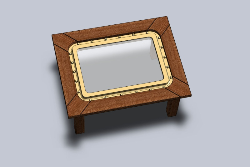 """Une table basse """"sabord"""" Table_10"""