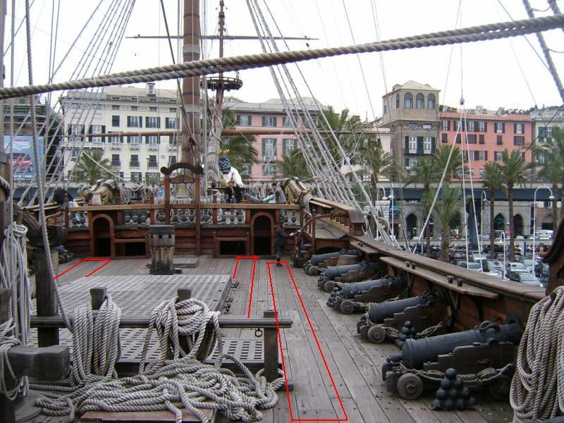 Galeone pirata di Genova Navepi10