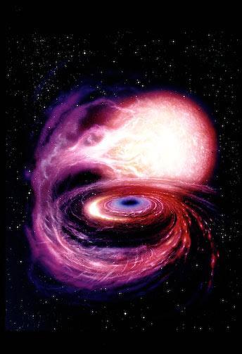 Cos'è un buco nero? E' in pericolo la terra? Buco_n11