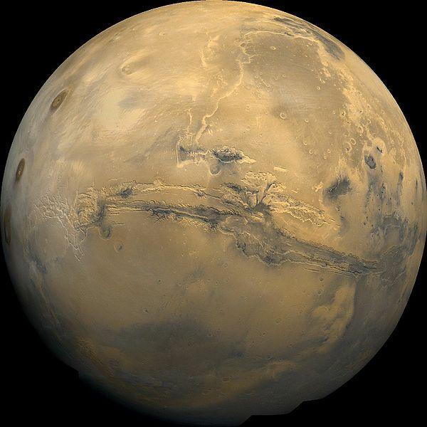 Marte e i suoi misteri (Astronomia: Video + Immagini) Marte10