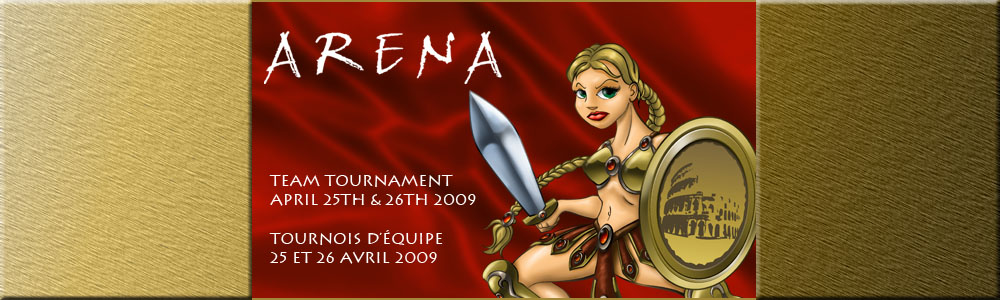 Arena: Montreal