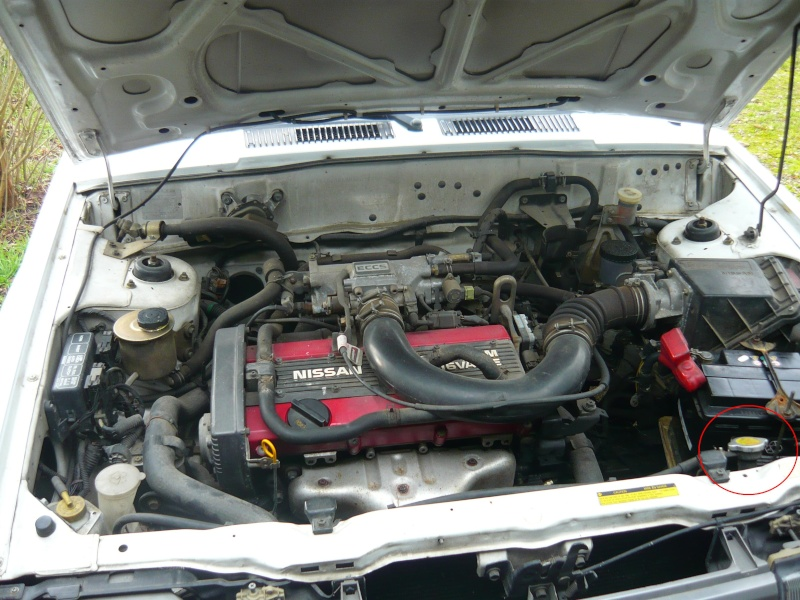 ma sunny coupe Moteur11